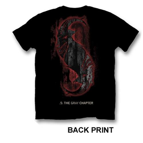 Slipknot - The Gray Chapter Star (Black)