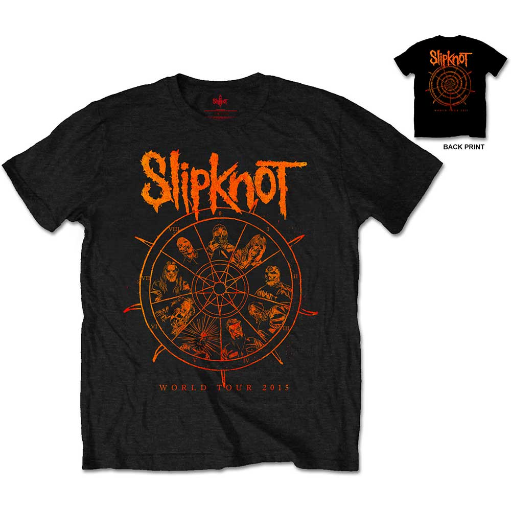 Slipknot - The Wheel (Black)
