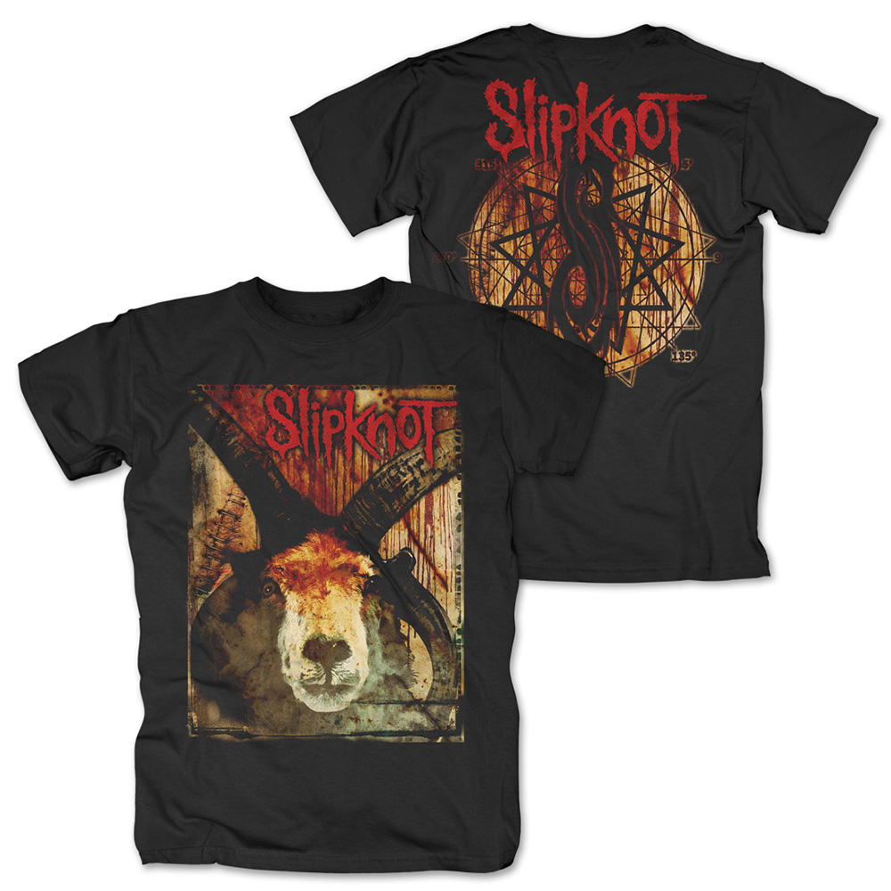 Slipknot - Goat And Blood (Black)