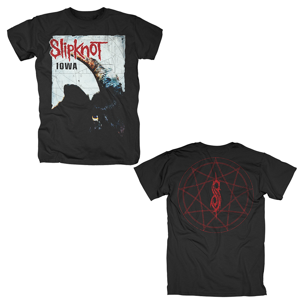 Slipknot - Iowa Teaser Goat (Black)