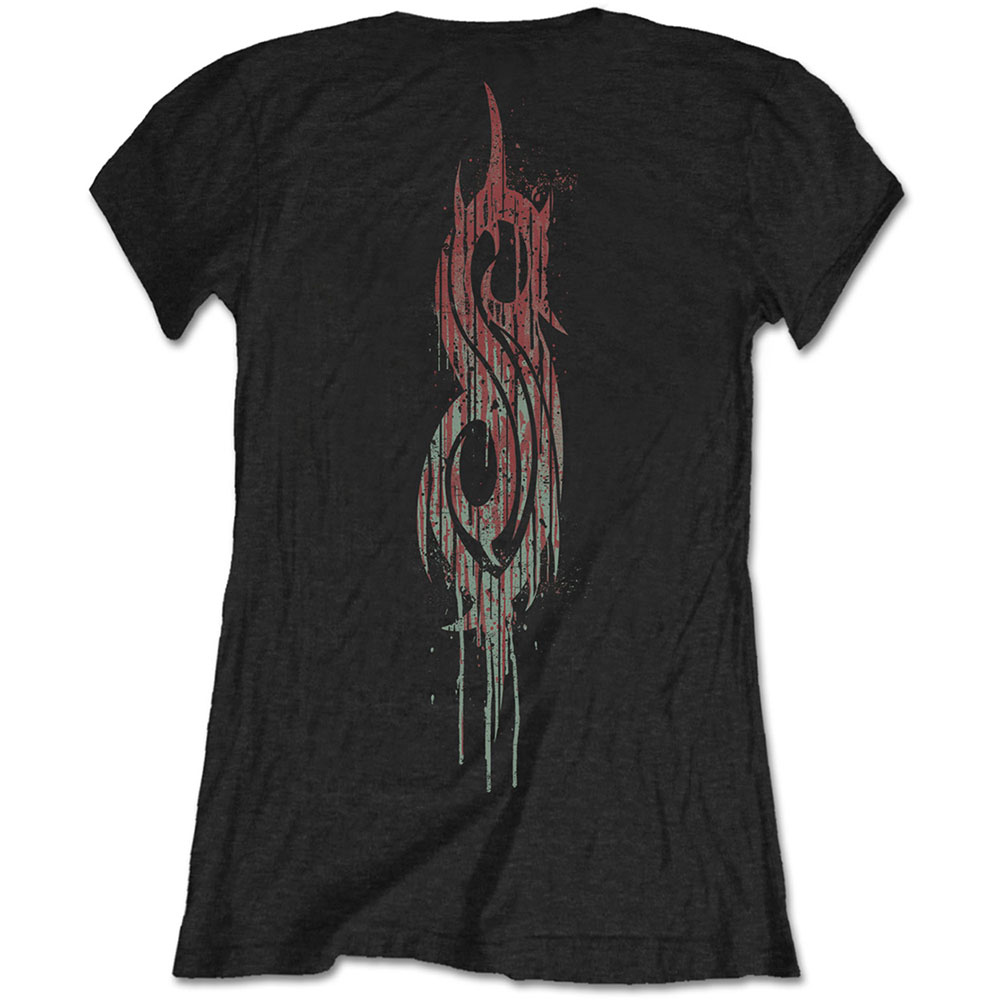 Slipknot - Infected Goat (Back Print) (Ladies)