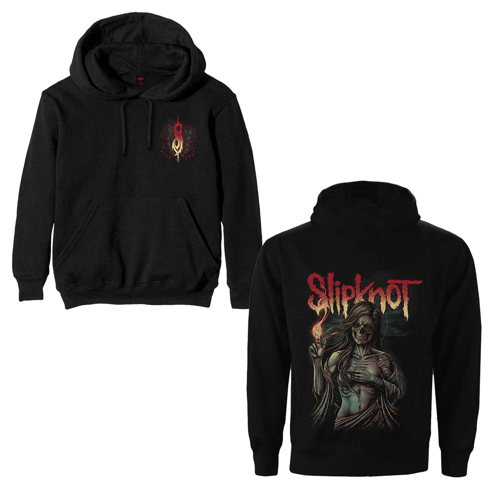 Slipknot - Burn Me Away (Back Print) (Hoodie)