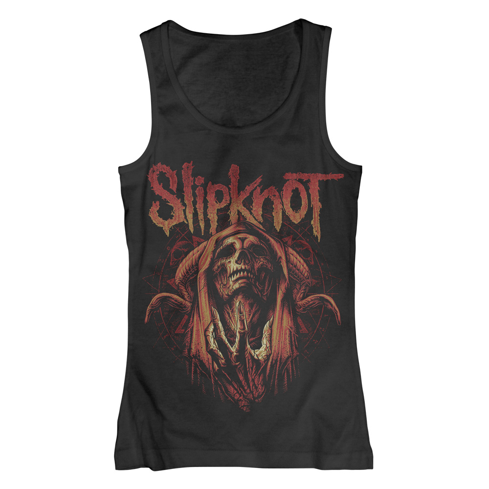 Slipknot - Evil Witch (Ladies Tank Top)