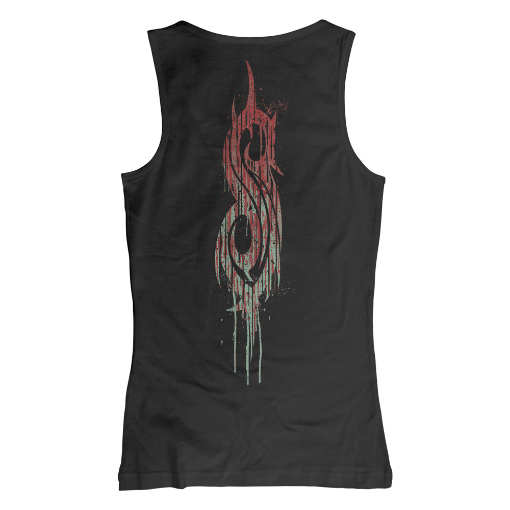 Slipknot - Infected Goat (Ladies Tank Top)