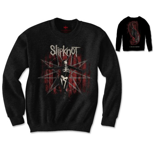 Slipknot - 5: The Gray Chapter (Back Print) (Sweatshirt)