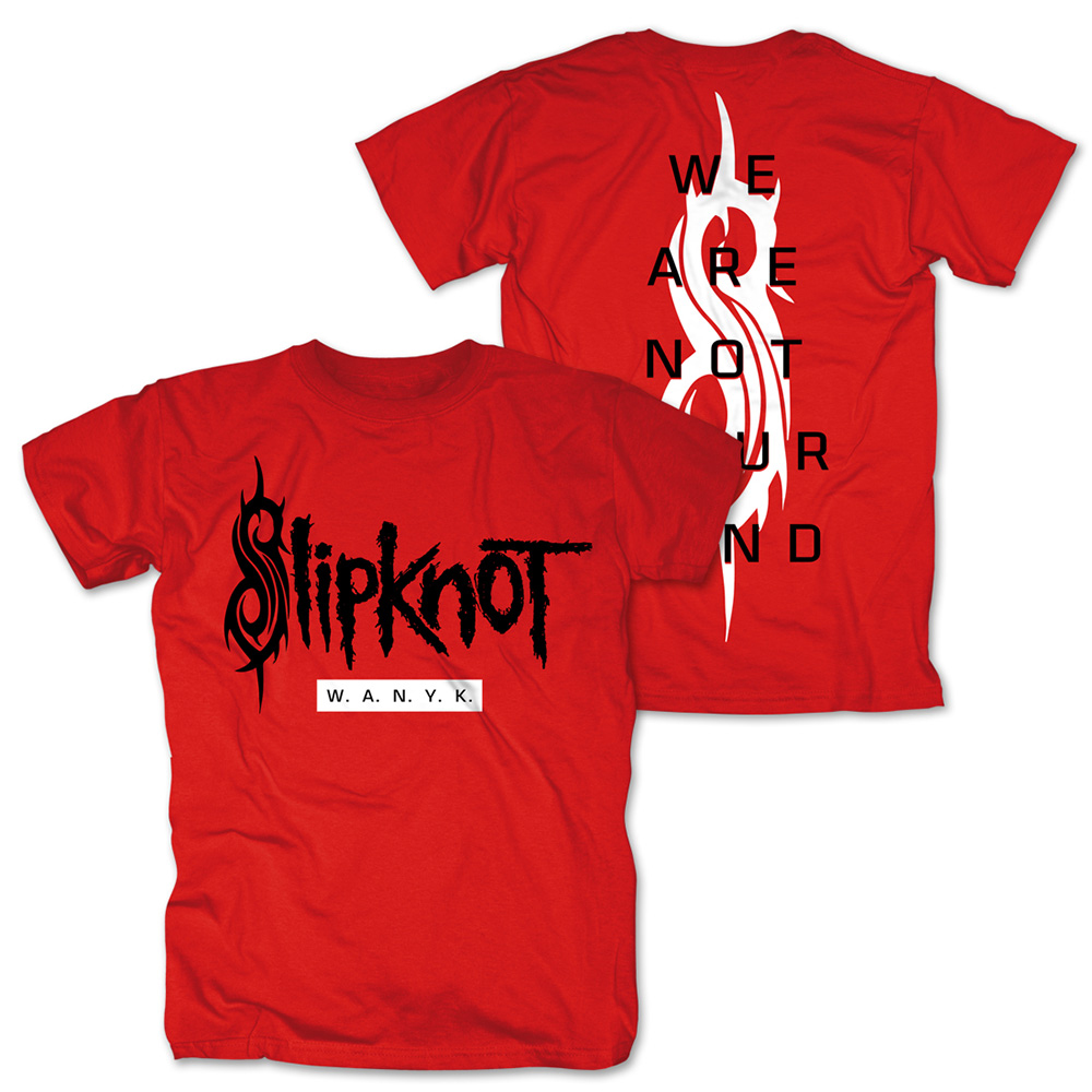 Slipknot - WANYK Red