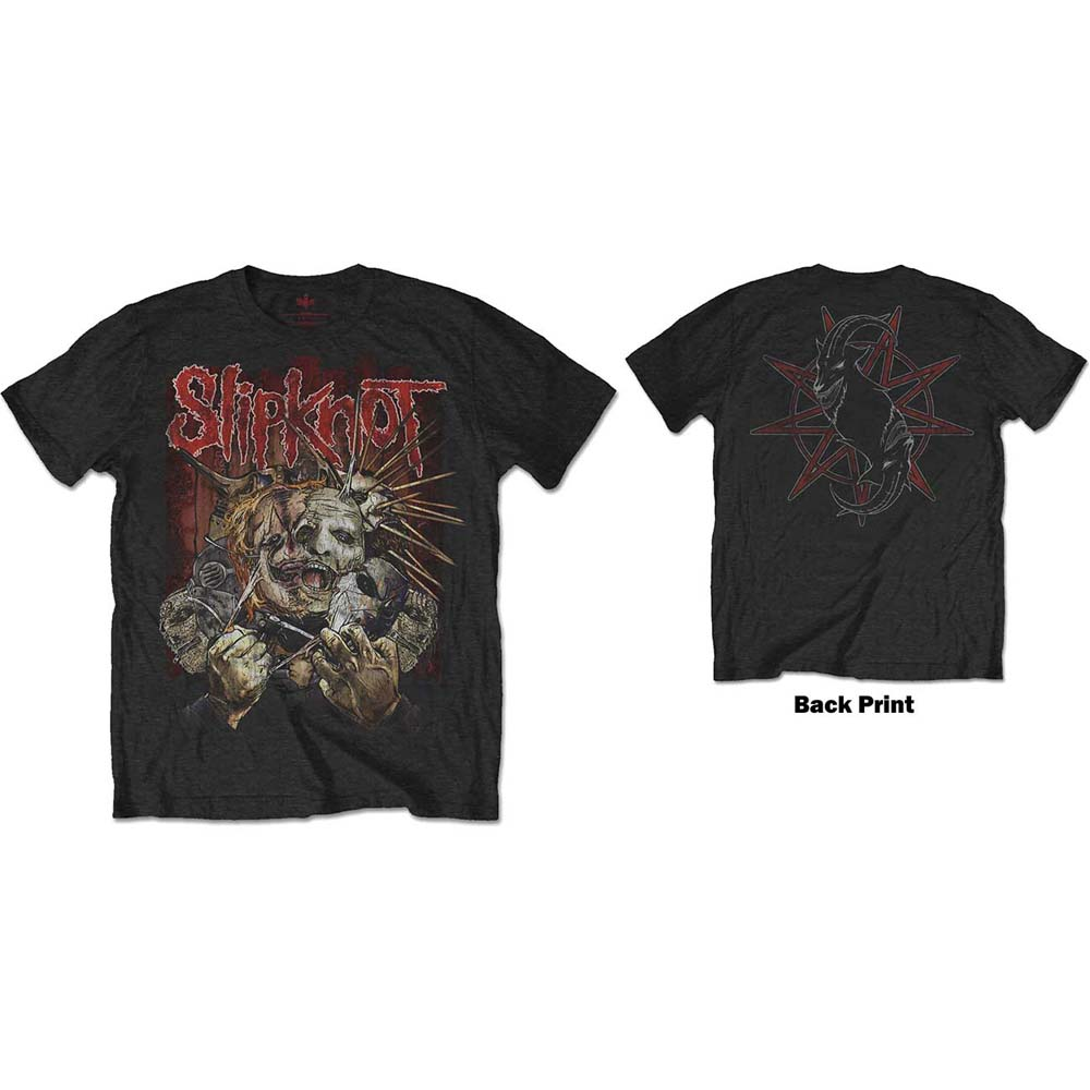 Slipknot - Torn Apart (Back Print)
