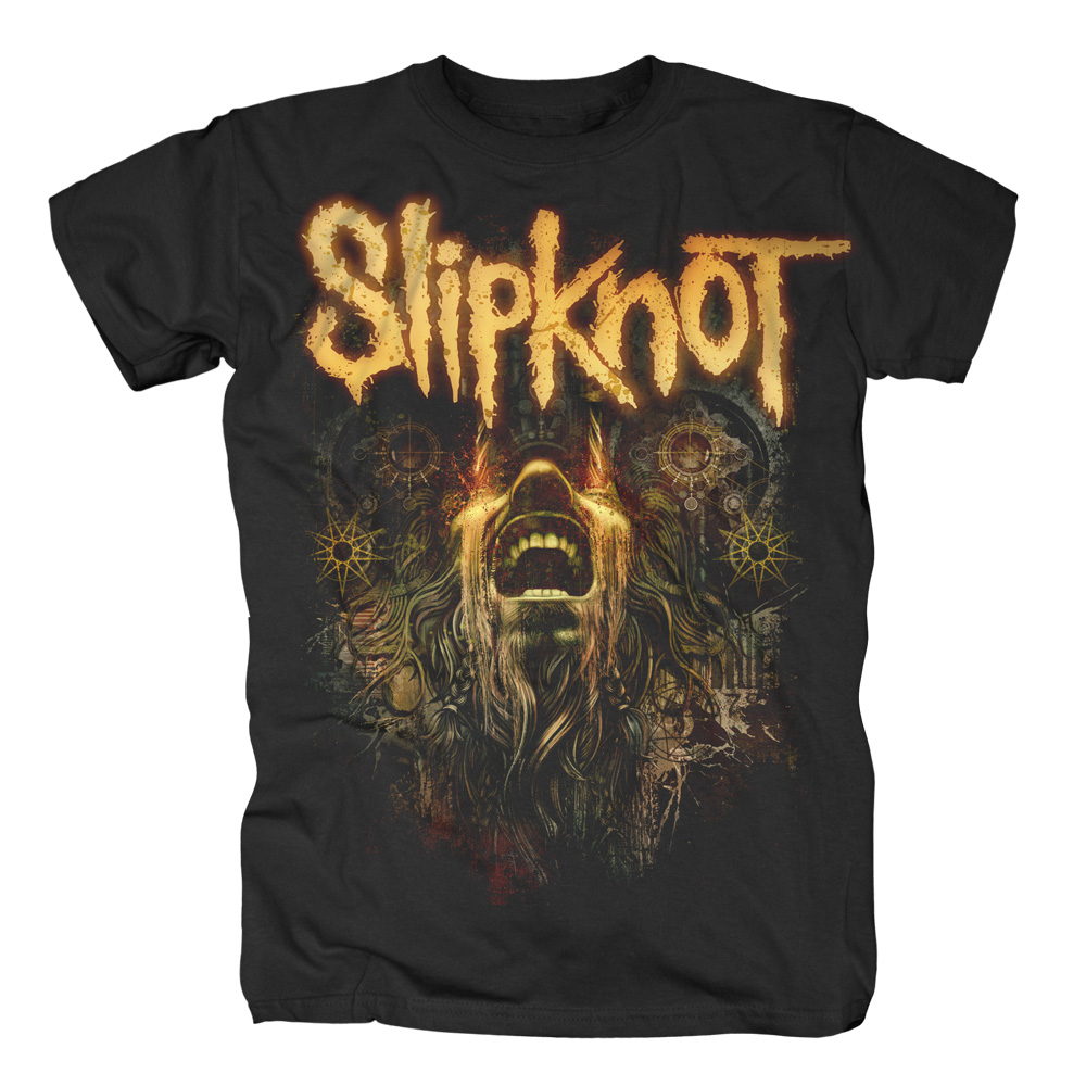 Slipknot - Drill Scream (Black)
