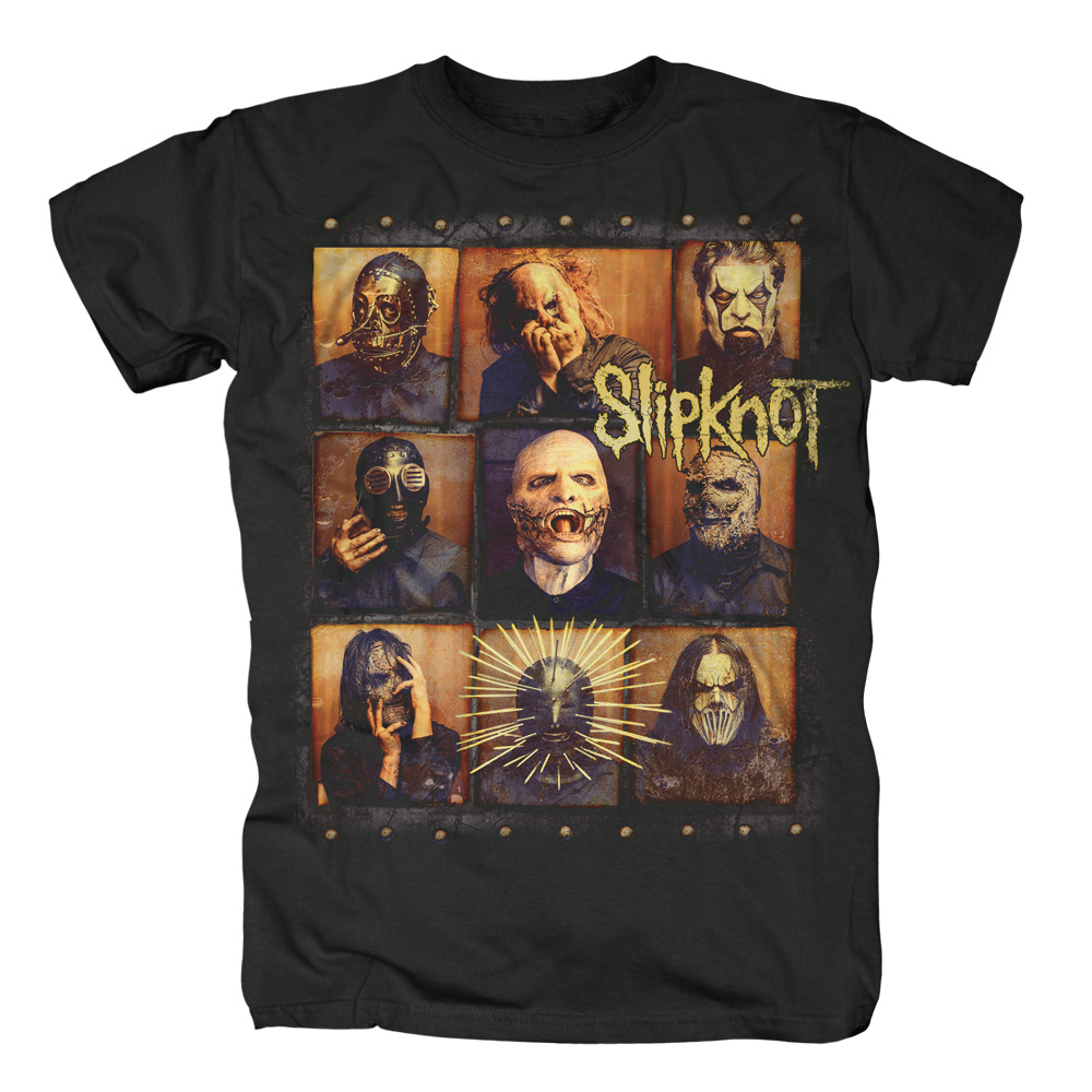 Slipknot - Skeptic (Black)