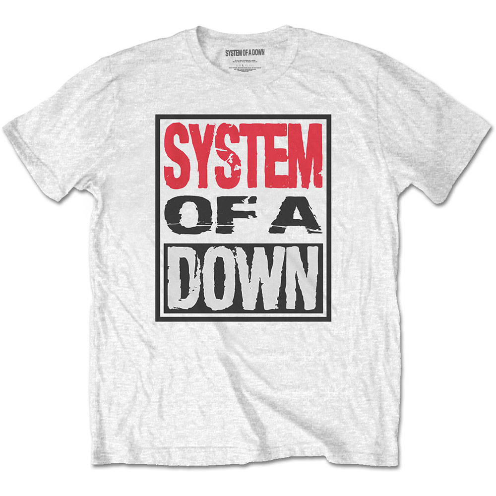 System Of A Down - Triple Stack Box