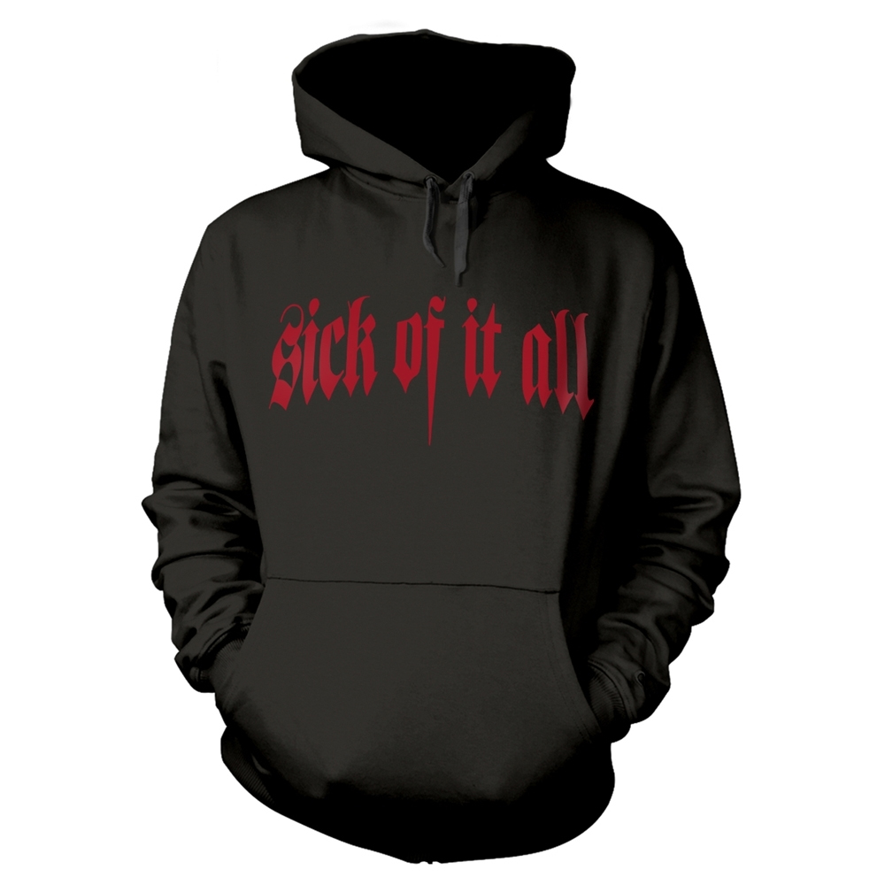 Sick Of It All - Eagle (Hoodie)