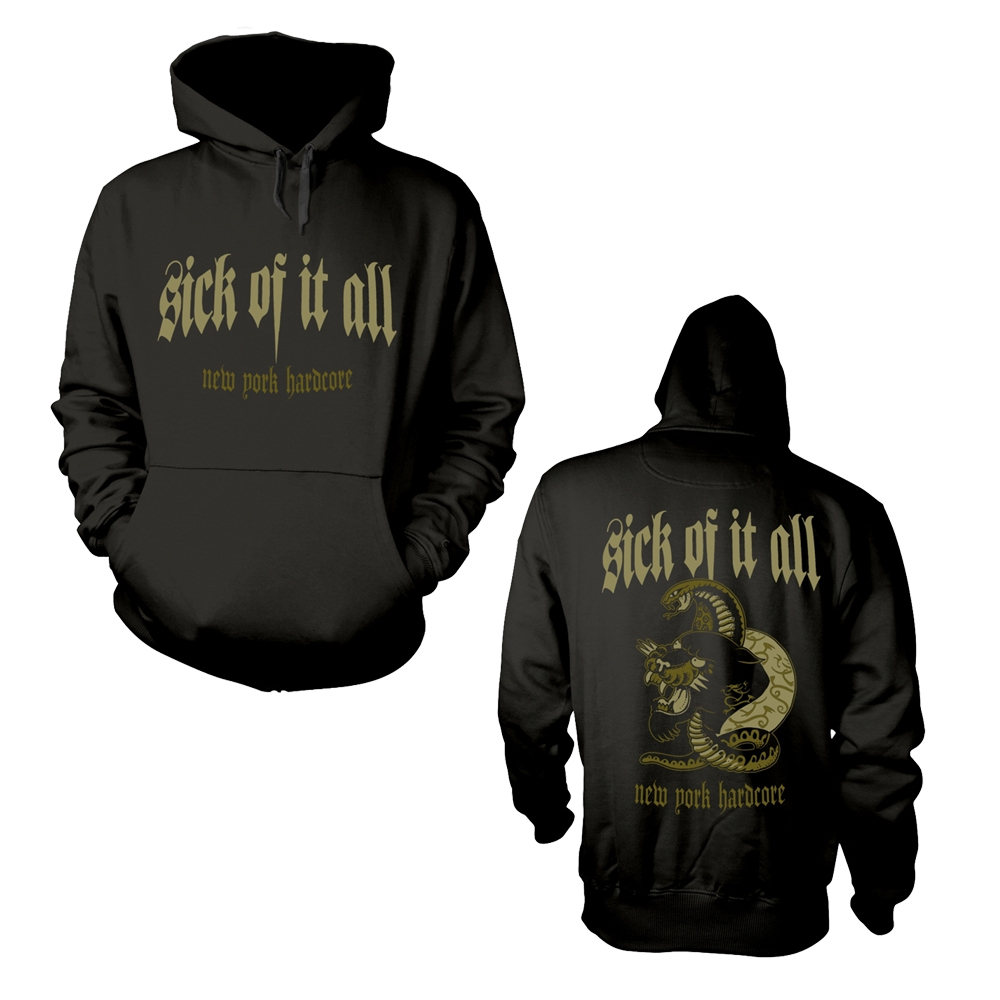 Sick Of It All - Panther (Hoodie)