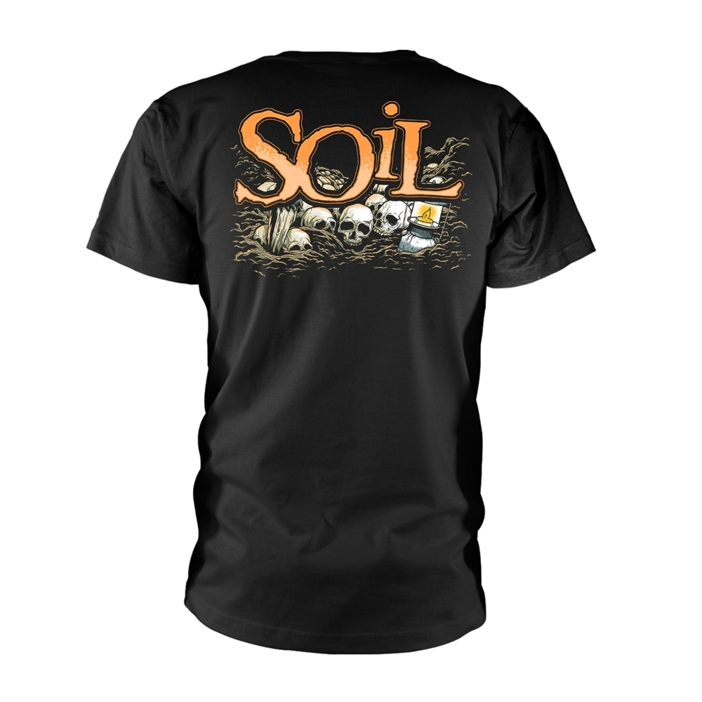Soil - Pickaxe