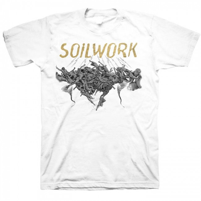 Soilwork - The Ride Majestic (White)