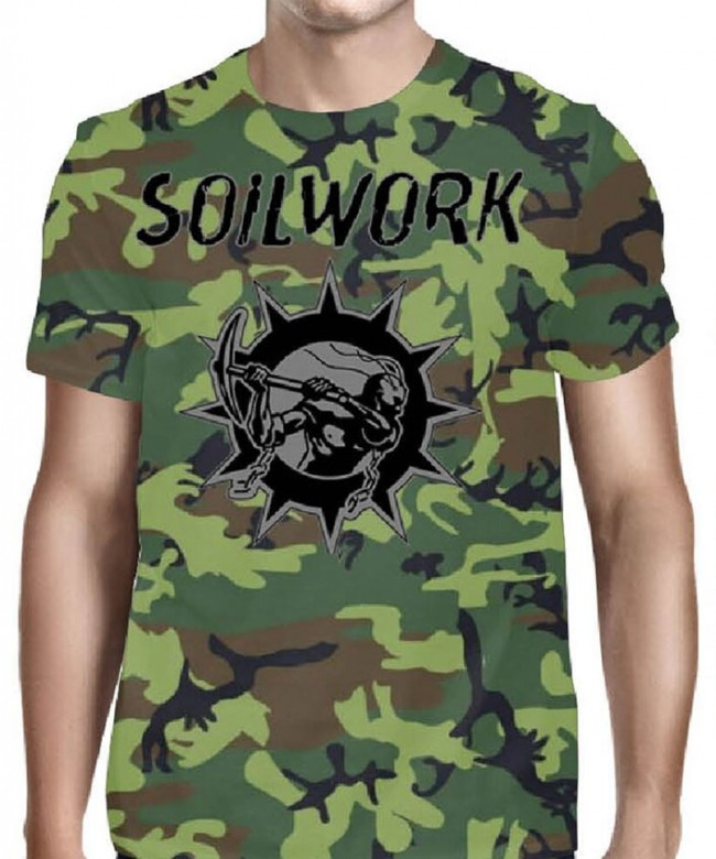 Soilwork - Swedish Metal Attack (Camo)
