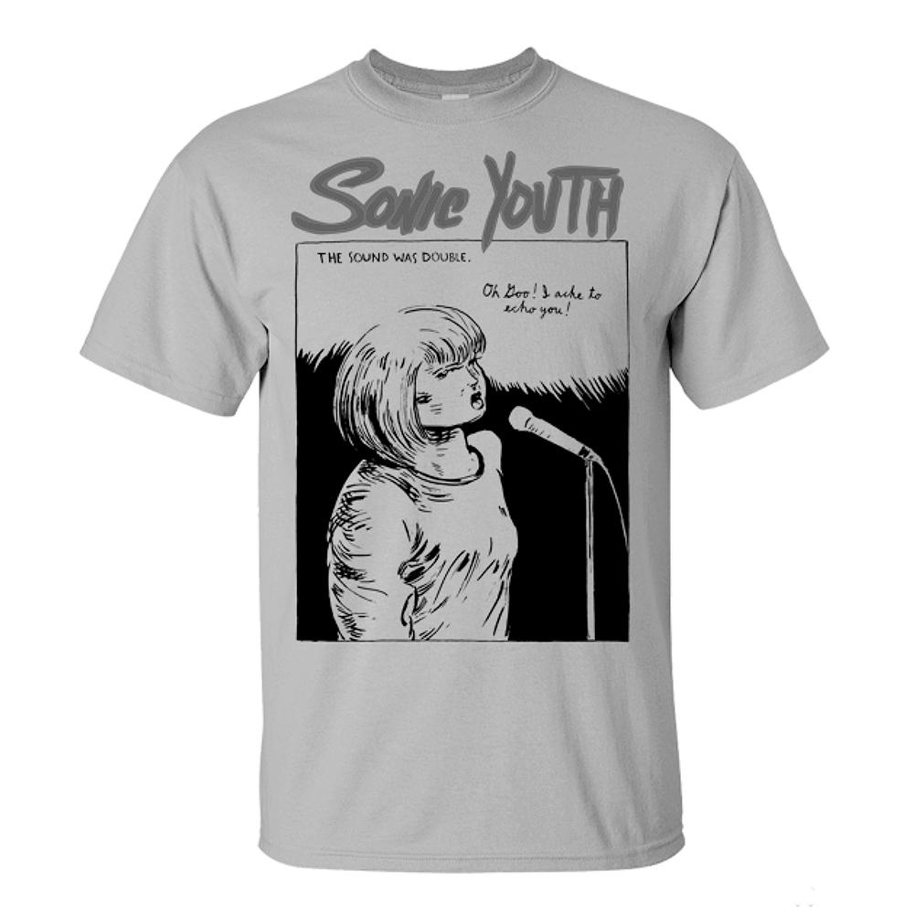 Sonic Youth - Echo (Grey)