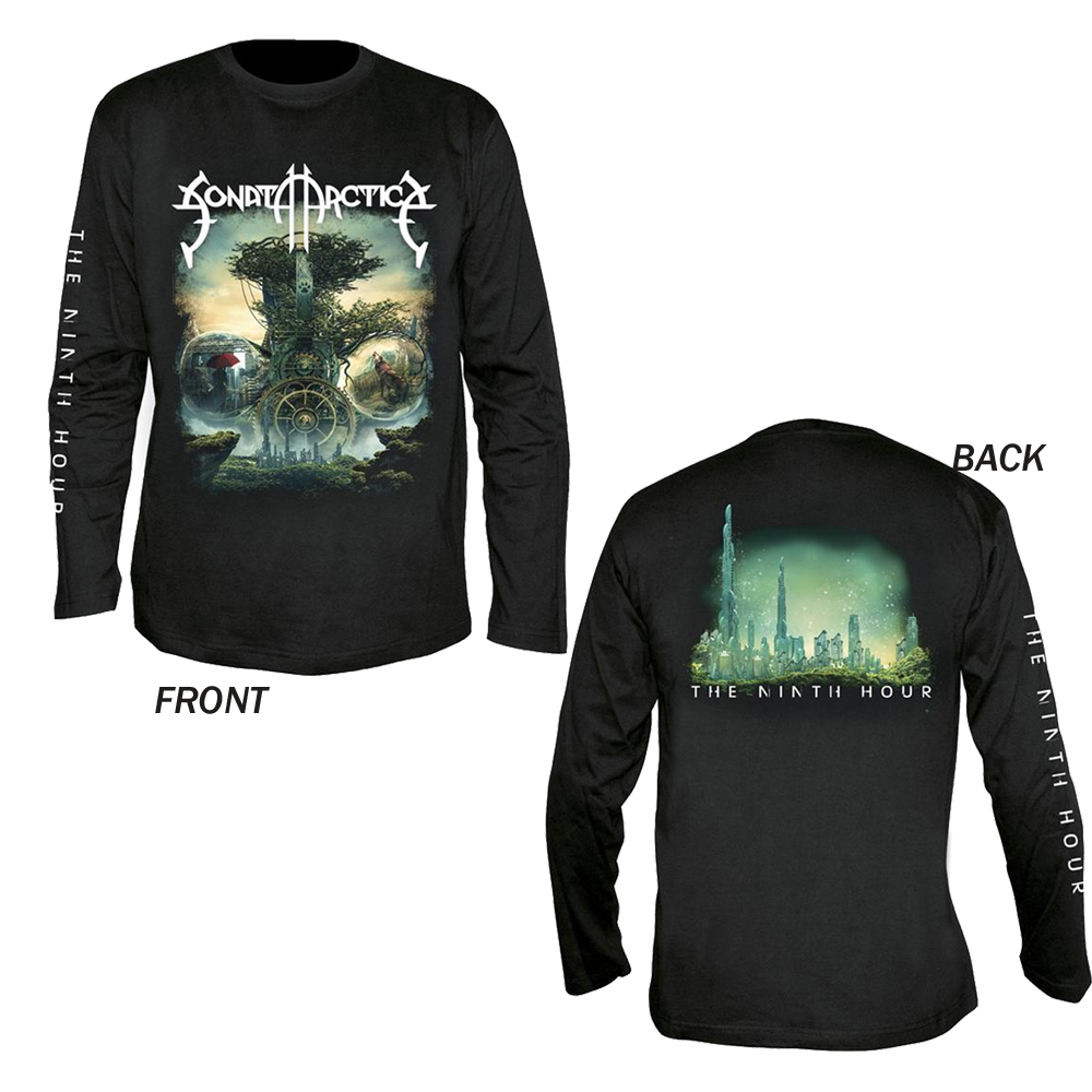 Sonata Arctica - The Ninth Hour (Longsleeve)