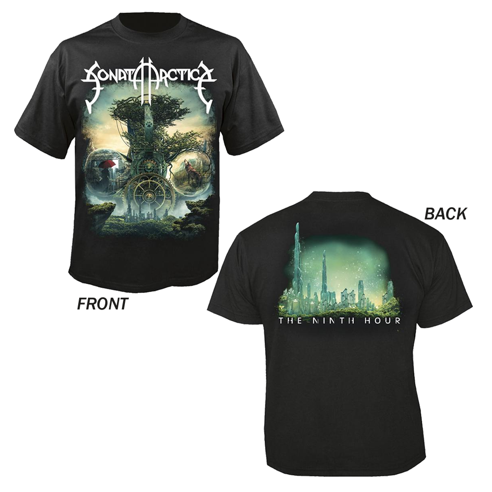 Sonata Arctica - The Ninth Hour (Black)