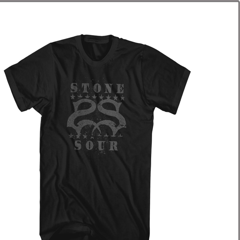 Stone Sour - Backwards S (Black)