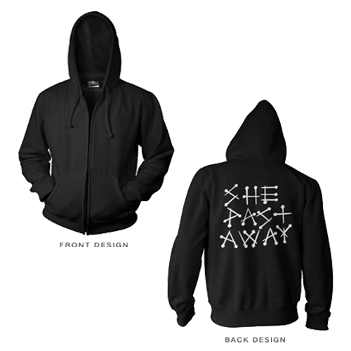 She Past Away - Logo Zipped Hoody