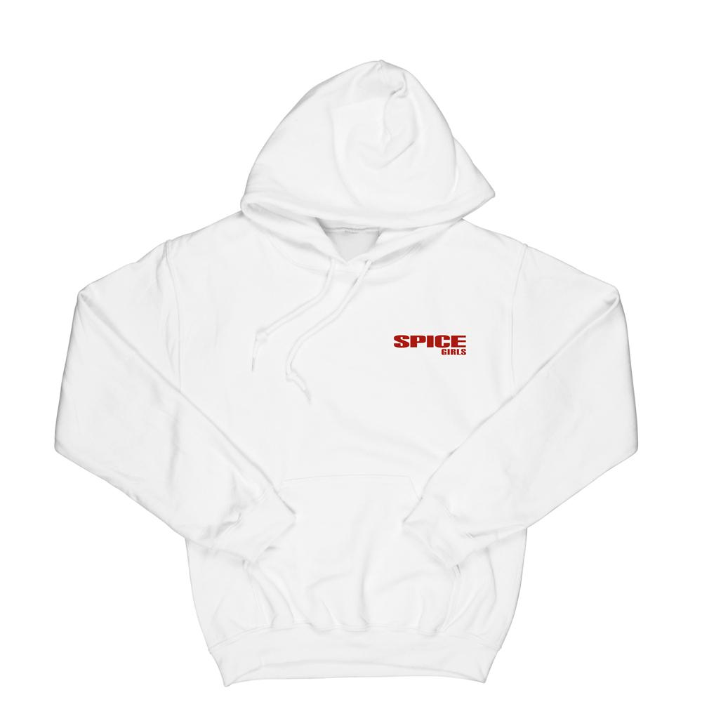 Spice Girls - Ginger Spice Hoodie