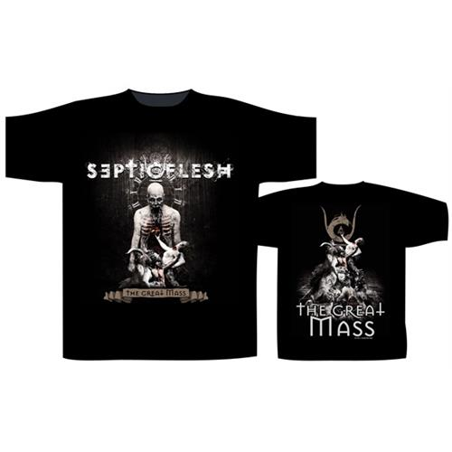 Septic Flesh - The Great Mass (Black)