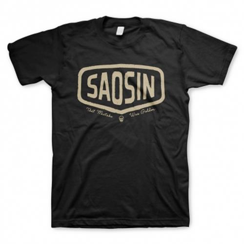 Saosin - Gas Station (Black)