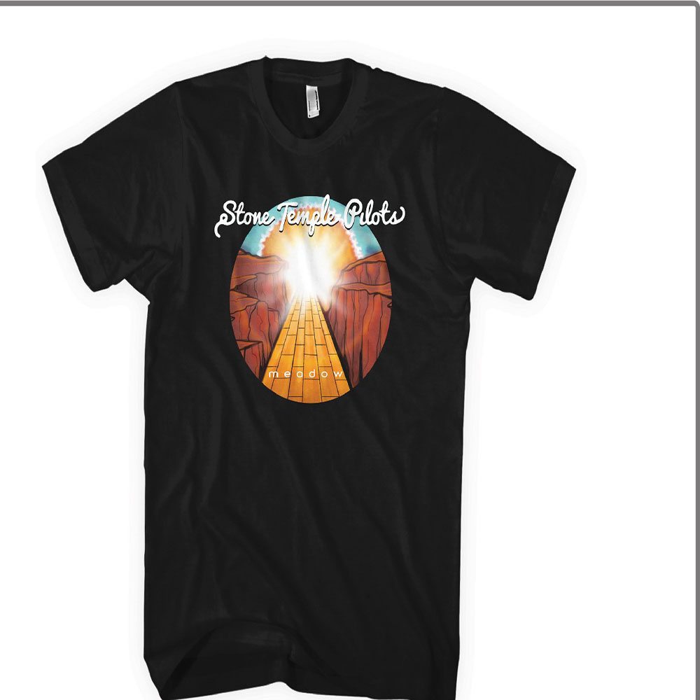 Stone Temple Pilots - Meadow (Black)