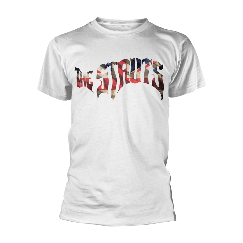 The Struts - Flag Logo