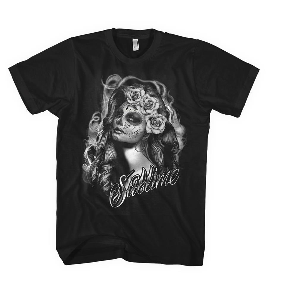 Sublime - Sugar Skull Princess (Black)