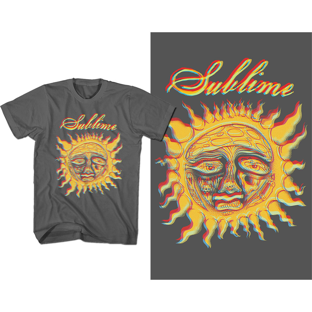 Sublime - Yellow Sun (Grey)
