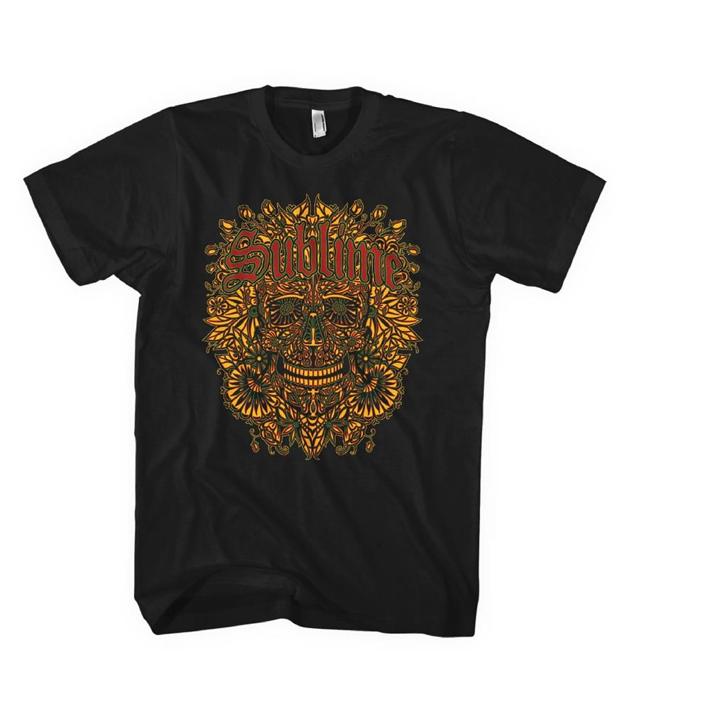 Sublime - Mask Man Logo (Black)