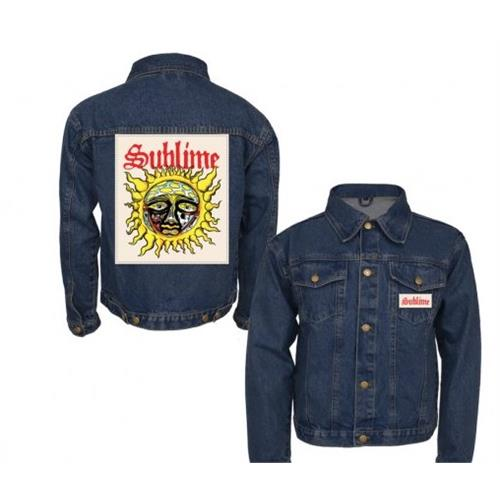 Sublime - Sun Patch Denim (Blue)
