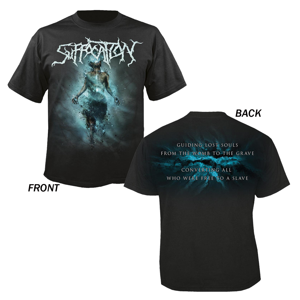Suffocation - …Of The Dark Light