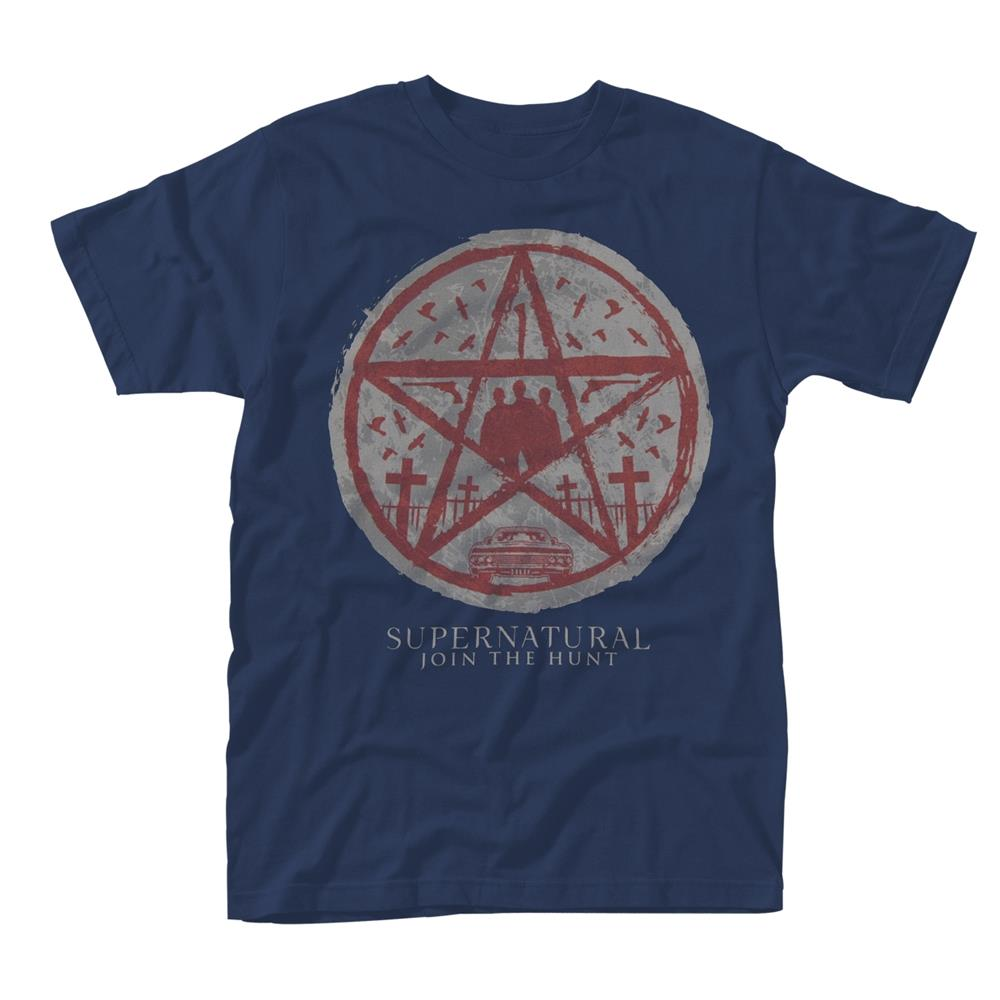 Supernatural - Join The Hunt (Blue)