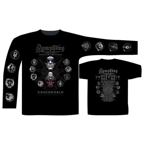 Symphony X - Underworld Tour (Black)