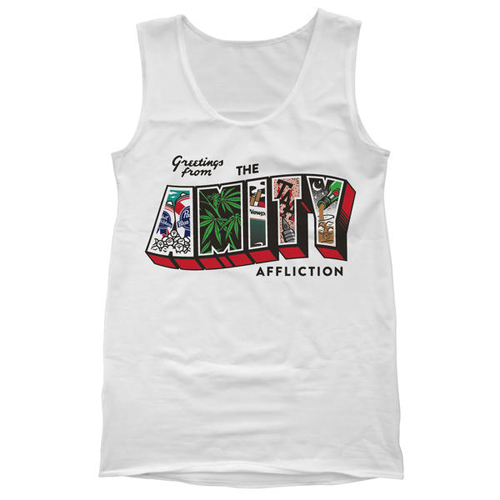 The Amity Affliction - Greetings (Tank Top)
