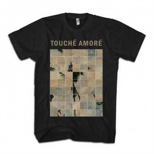 Touche Amore - Palm Dreams (Black)
