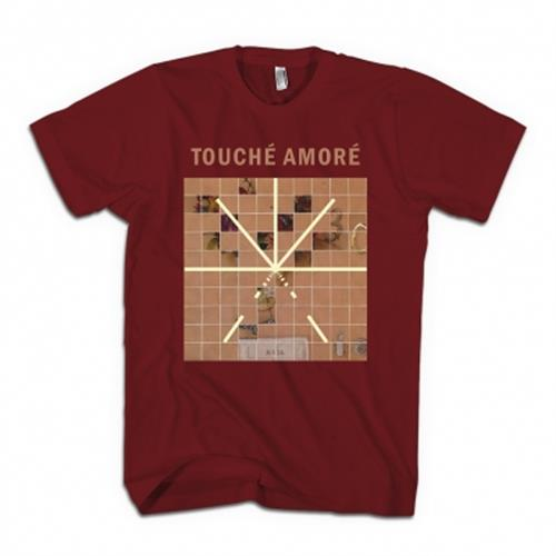 Touche Amore - Stage Four Album (Red)