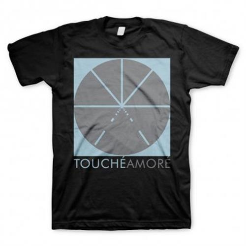 Touche Amore - Summer Logo (Black)