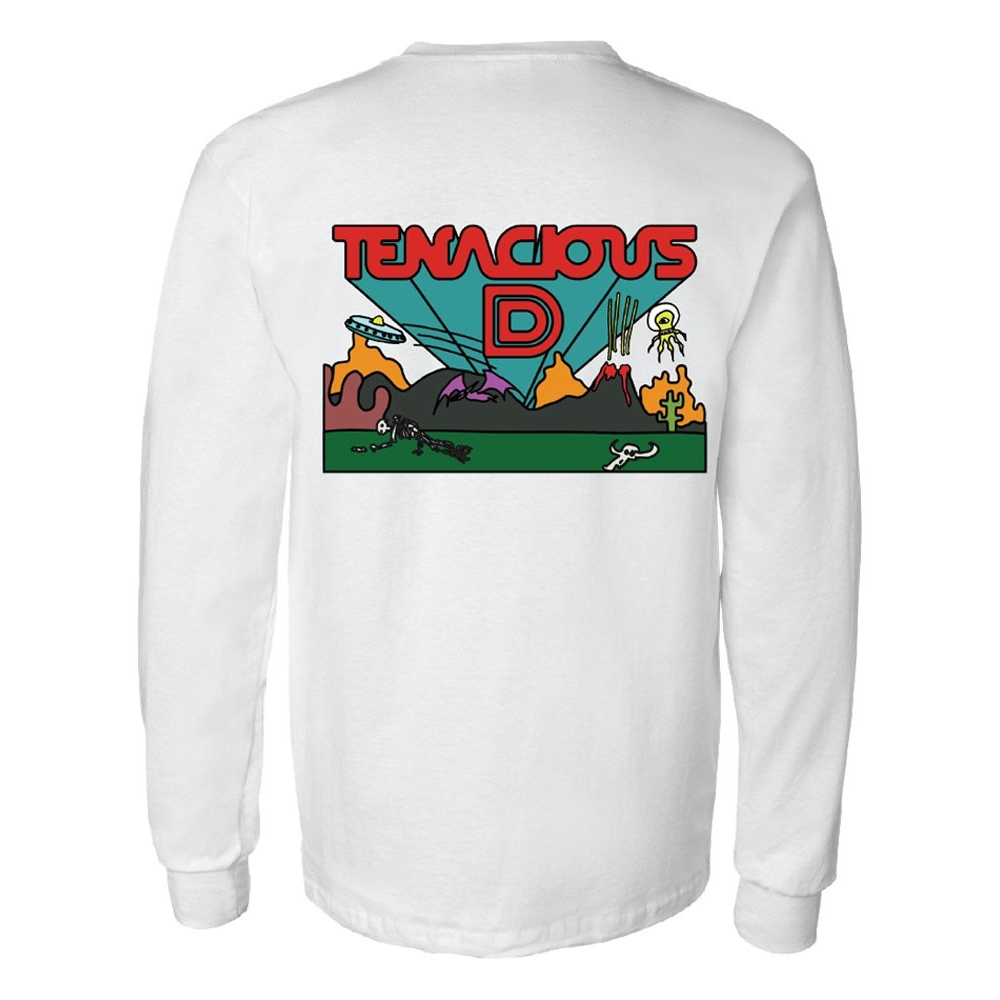 Tenacious D - Alien (Long Sleeve)