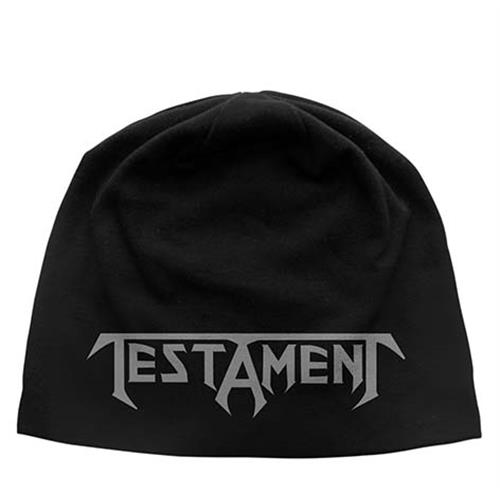 Testament - Logo (Black)