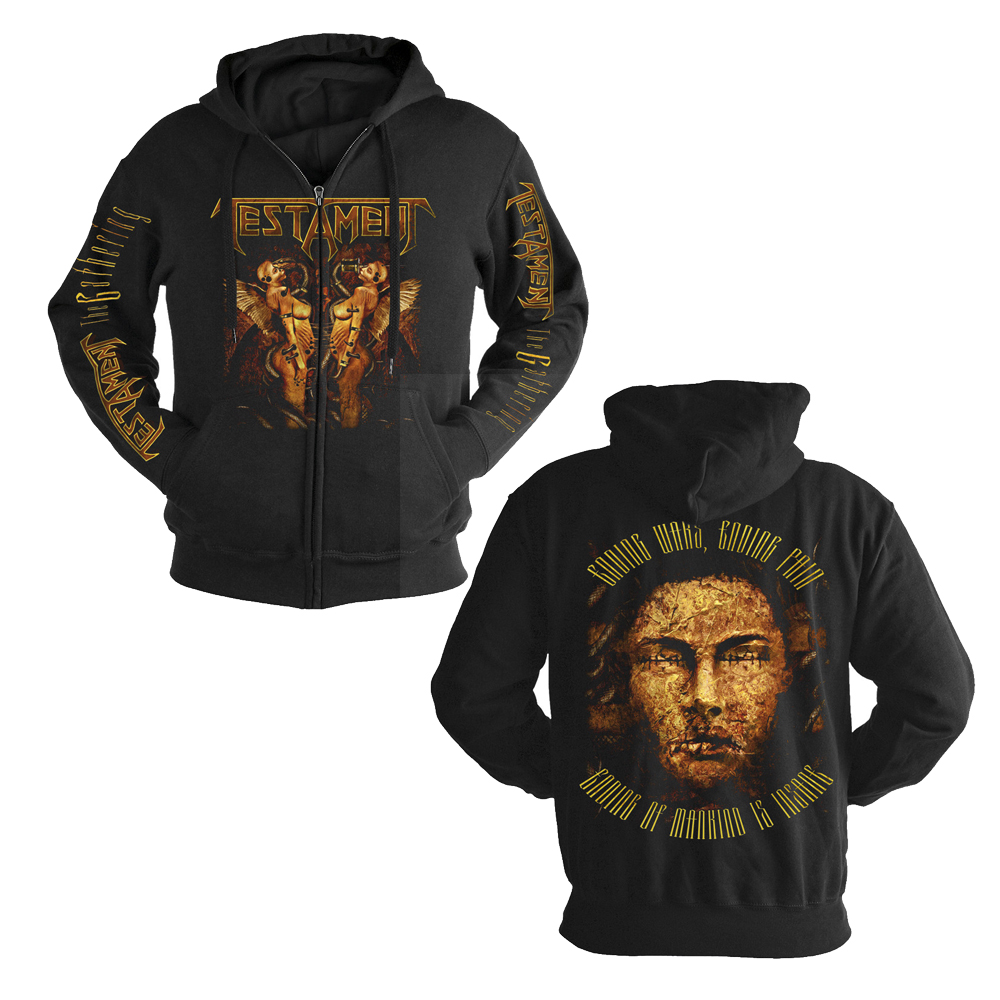 Testament - The Gathering (Zip Hoodie)