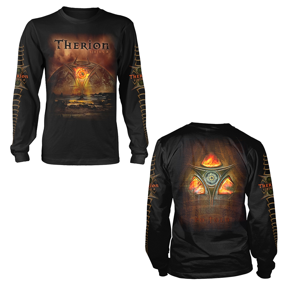 Therion - Sirius B (Longsleeve)