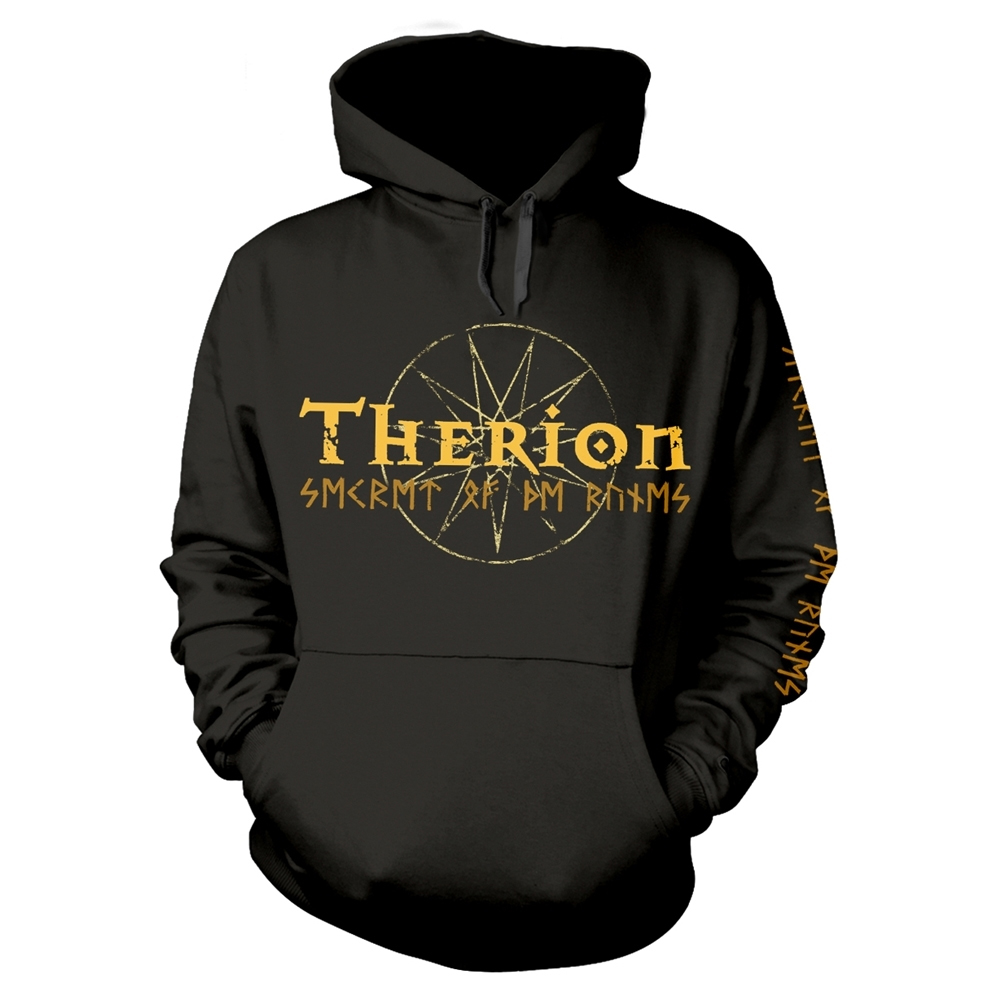 Therion - Secret Of The Ruins (Hoodie)