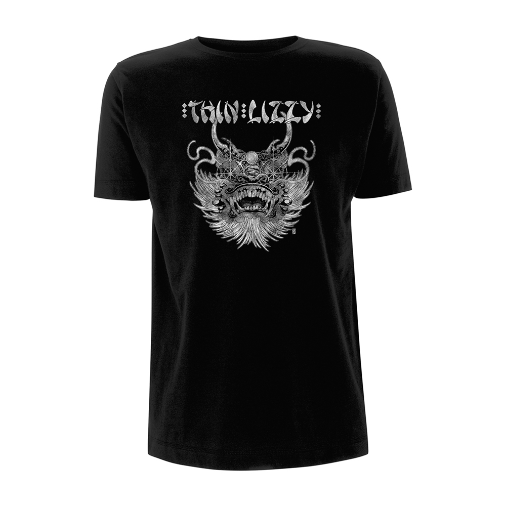 Thin Lizzy - China Town (Black)