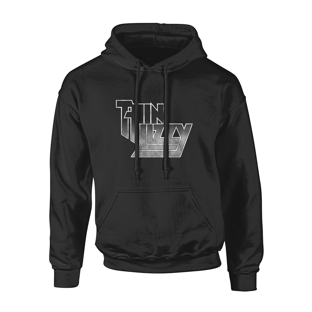 Thin Lizzy - Logo  Gradient (Hoodie)