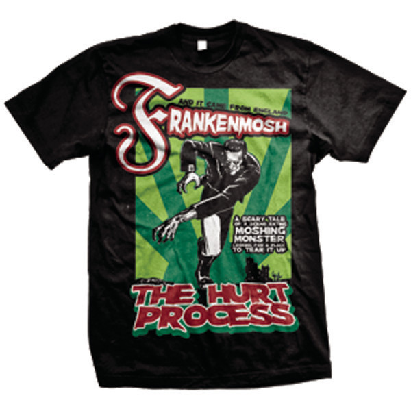 The Hurt Process - Frankenmosh (Black)