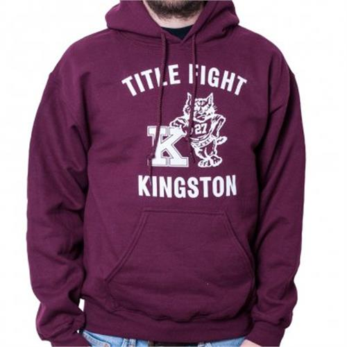 Title Fight - Varsity (Burgundy)