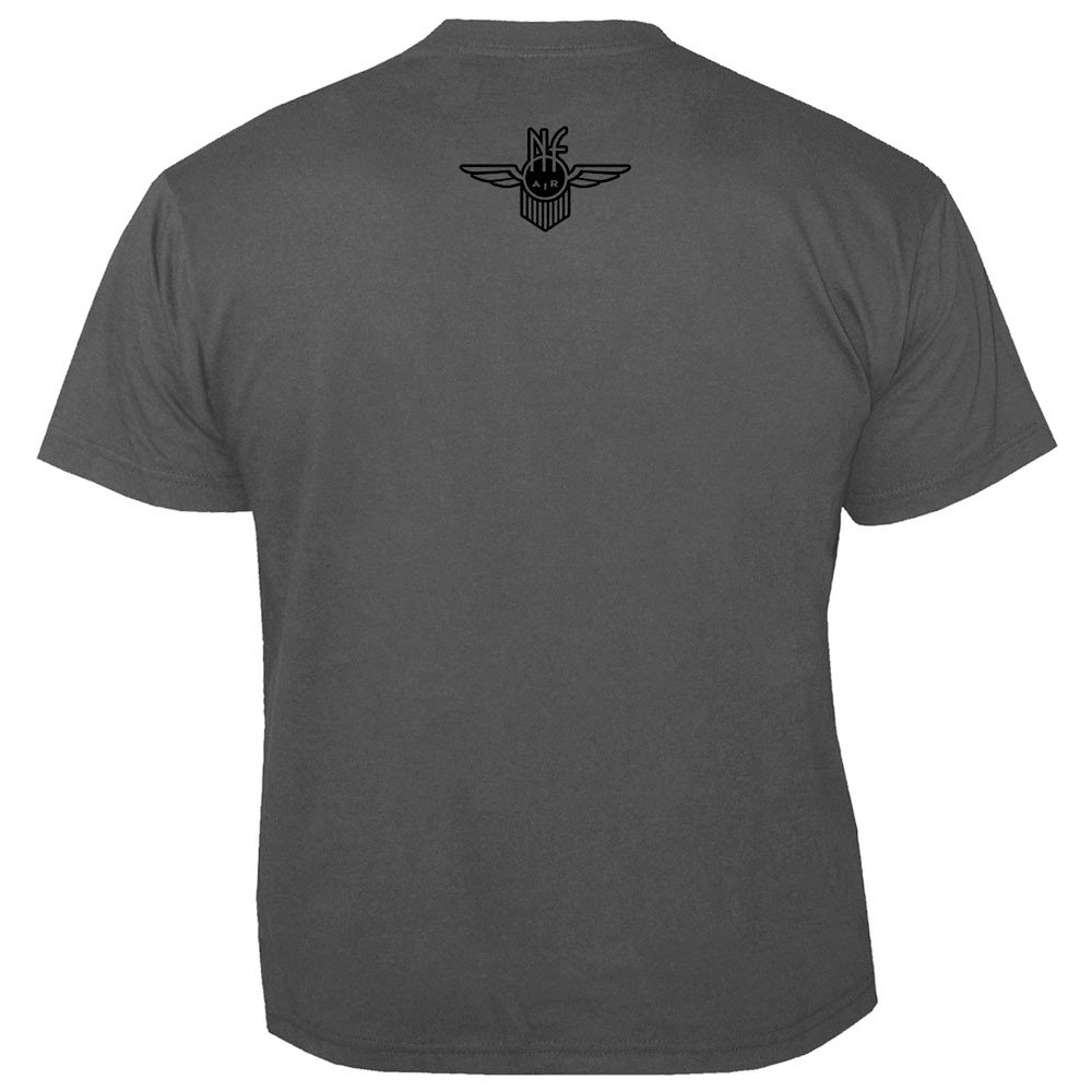 The Night Flight Orchestra - Logo (Grey)